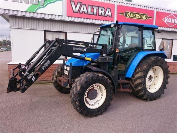 New Holland TL90+L, Traktorer, Lantbruk