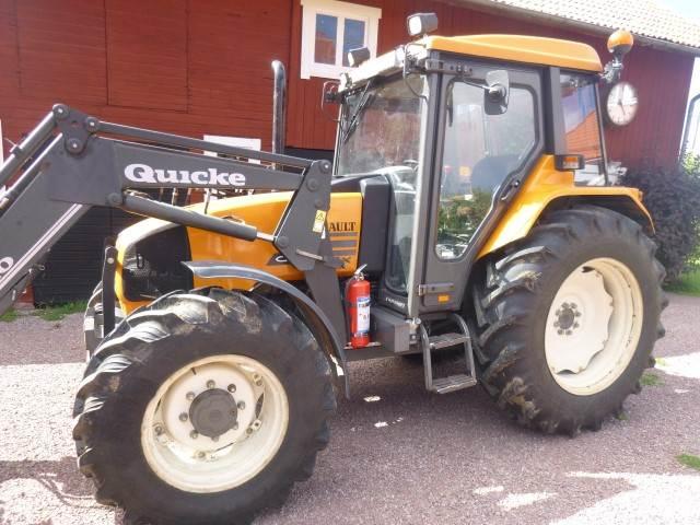 Renault 95X CERES+L, Traktorer, Lantbruk