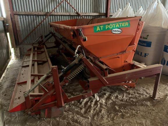 Underhaug, Sättare och planteringsmaskiner, Lantbruk