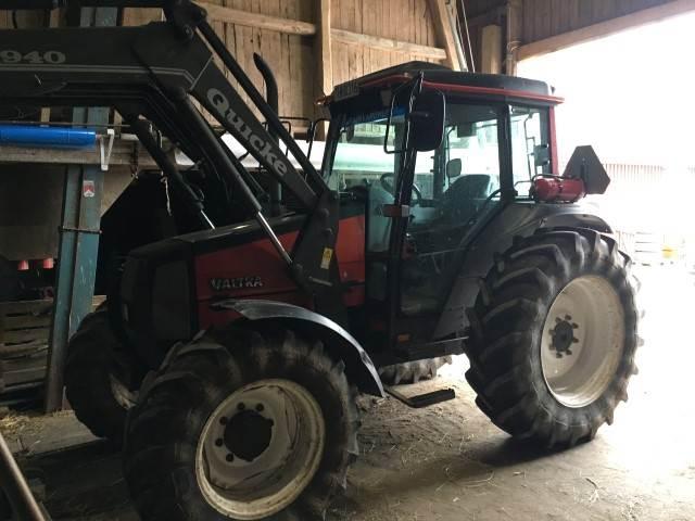 Valtra 900+L, Traktorer, Lantbruk