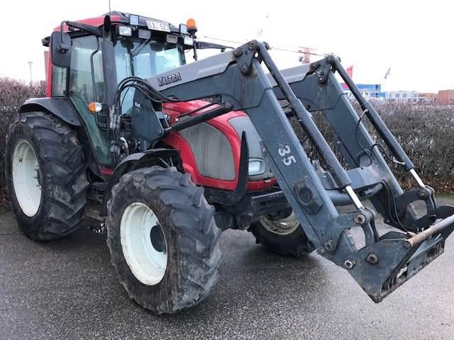 Valtra A 85, Traktorer, Lantbruk