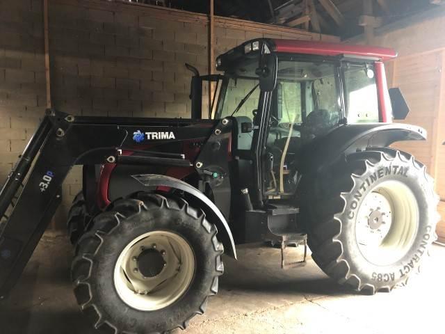 Valtra N 92 HITECH + L, Traktorer, Lantbruk