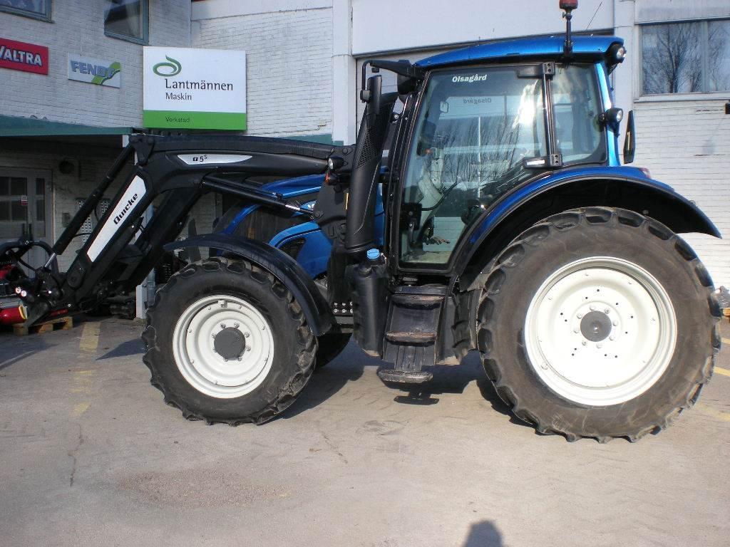 Valtra N N104 HITECH 5 +L, Traktorer, Lantbruk
