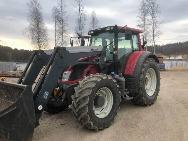 Valtra N N163 DIRECT SCR, Traktorer, Lantbruk