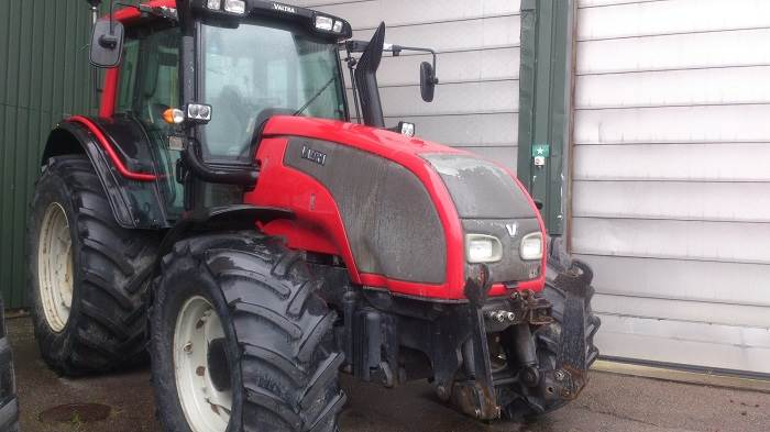 Valtra T 151E ADVANCE, Traktorer, Lantbruk
