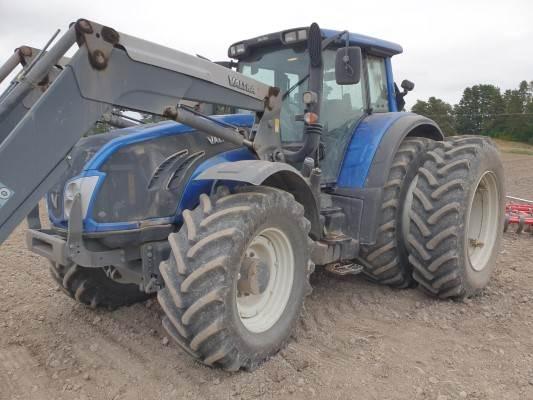 Valtra T T213V FL SCR, Traktorer, Lantbruk
