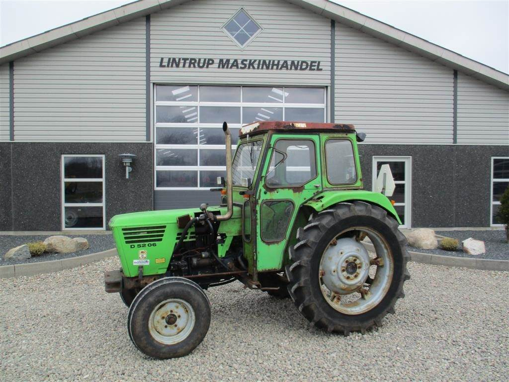 Deutz 5006 Med turbo på
