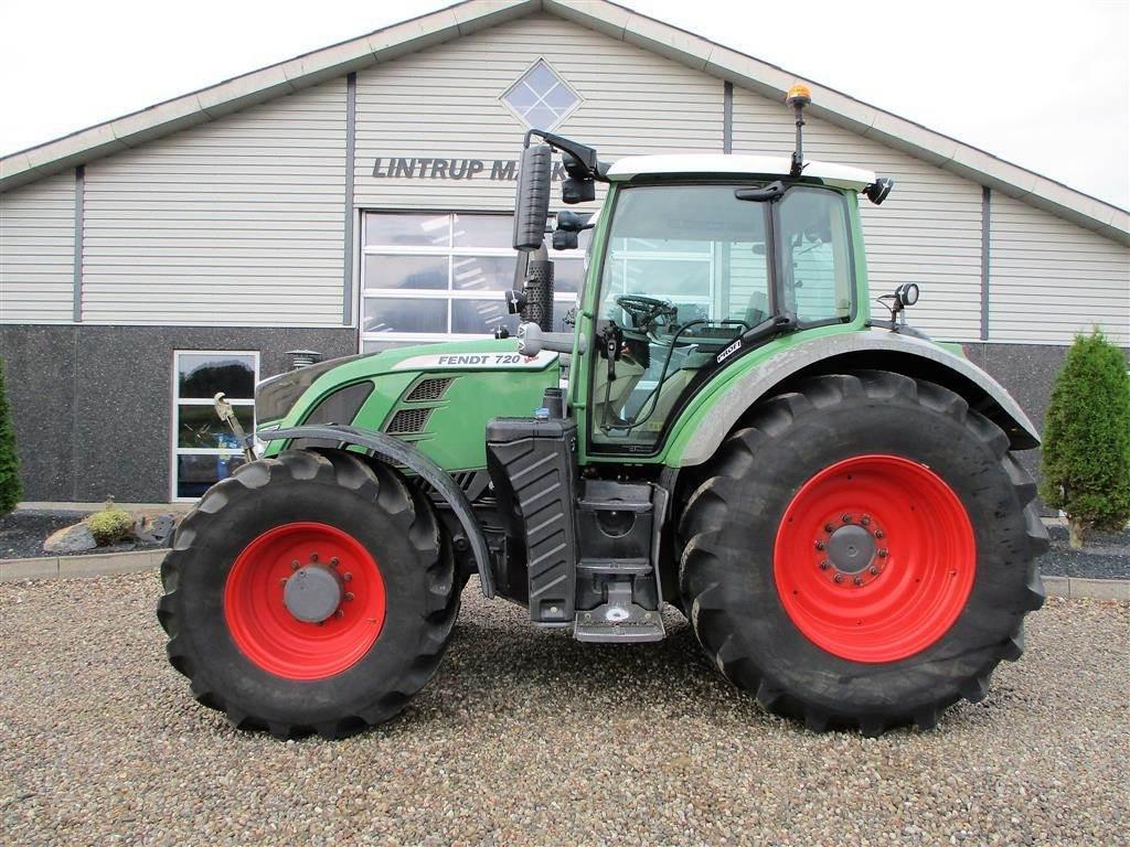 Fendt 720 Profi, pæn gård traktor, Traktorer, Landbrug