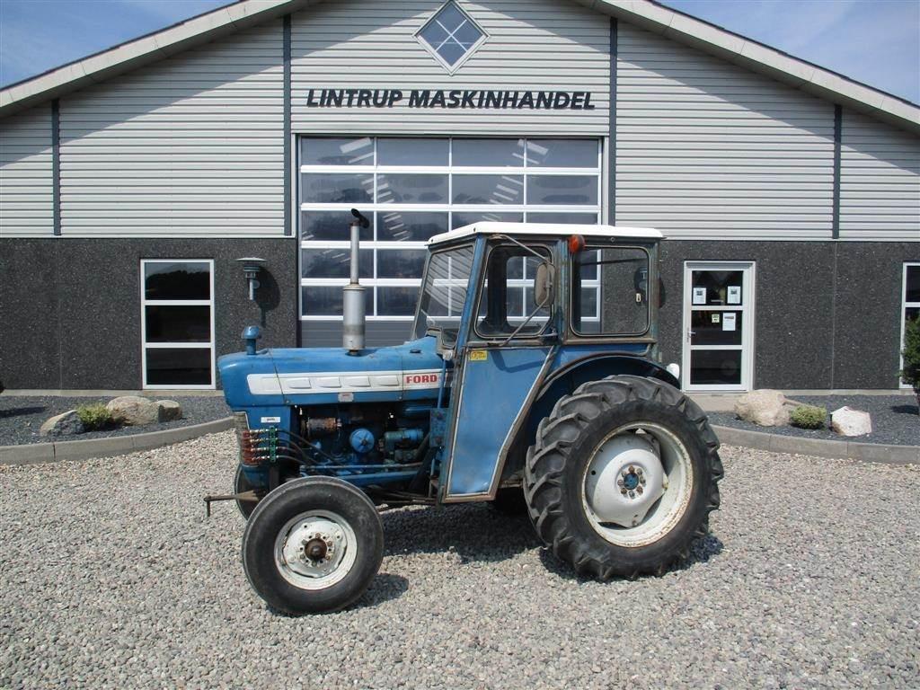 Ford 3000 Velholdt traktor