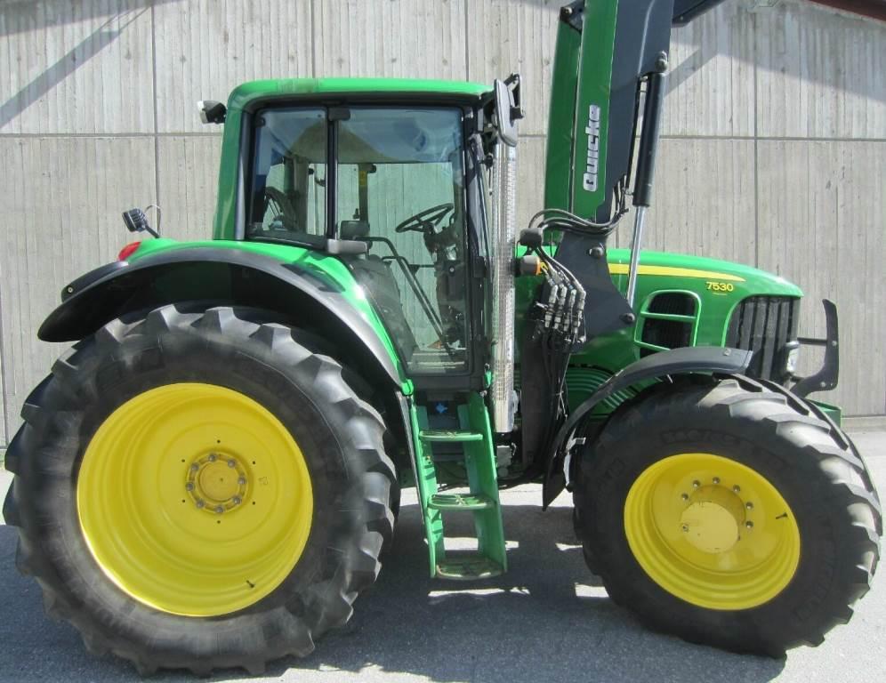 John Deere 7530 Premium, 177 - 205 AG