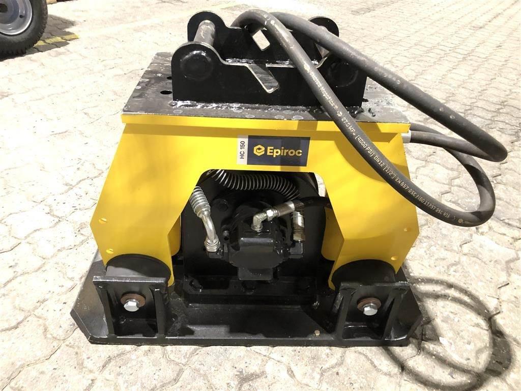 Epiroc HC150, Vibratorer, Entreprenør