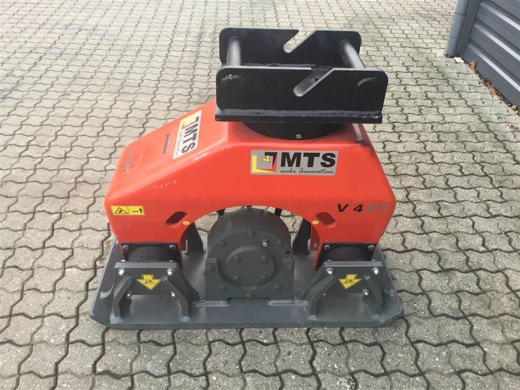 MTS V4X1, Vibratorer, Entreprenør