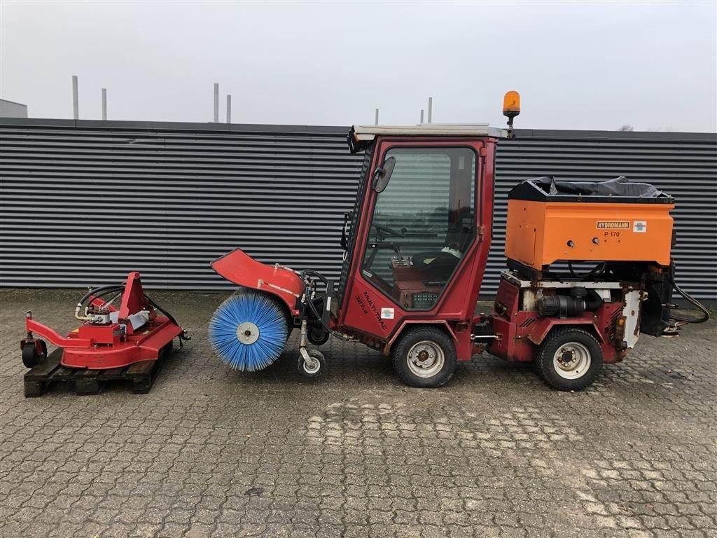 Rimas Multitrac 327-4, Andre landbrugsmaskiner, Landbrug