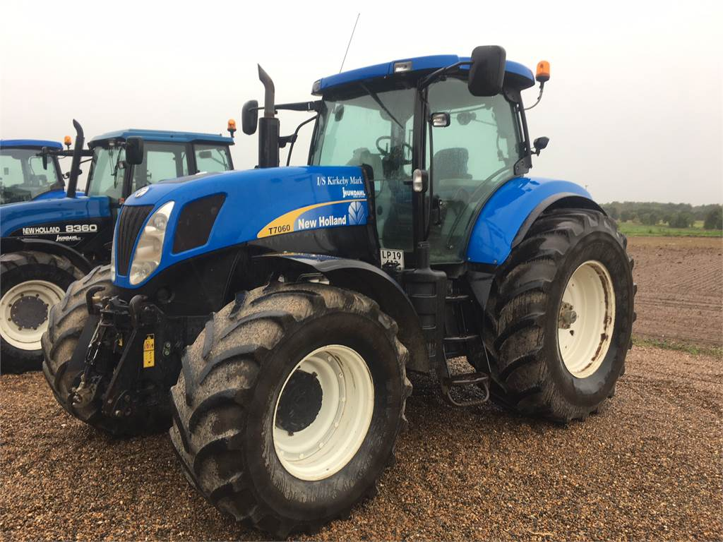 New Holland T7060 TG