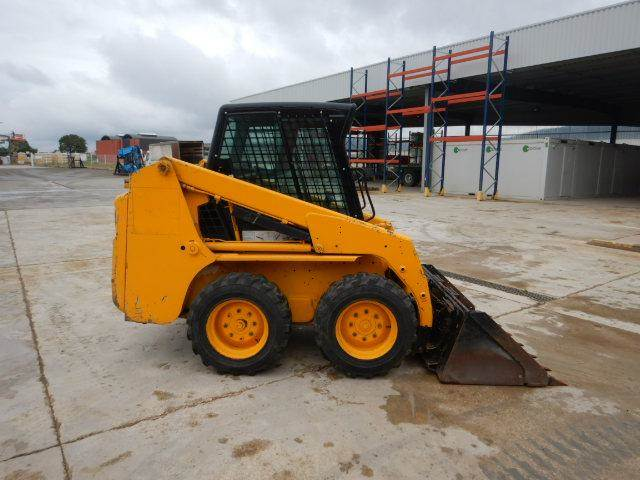 Bobcat S130, Mini Loader, Construction Equipment