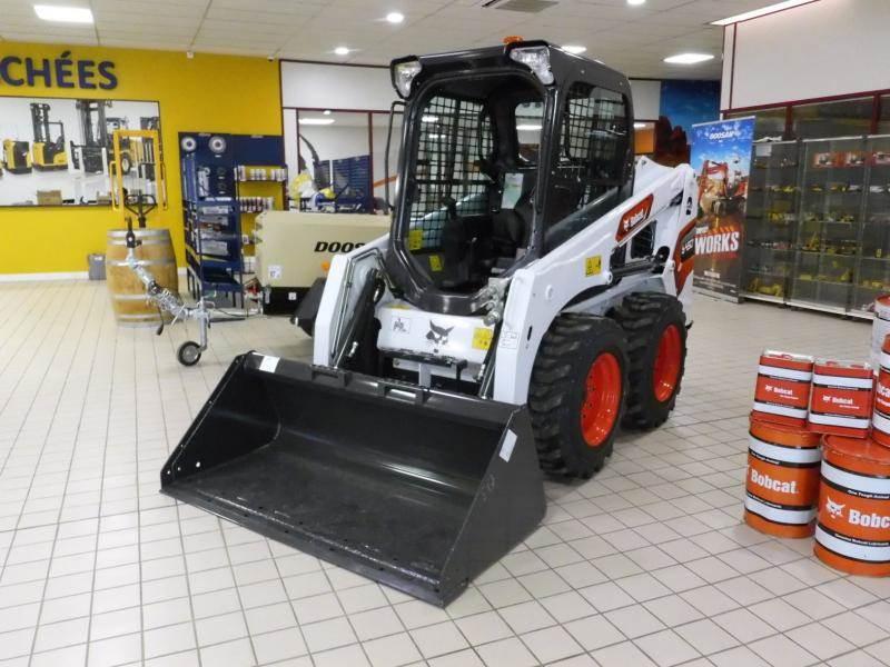 Bobcat S450, Mini Loader, Construction Equipment