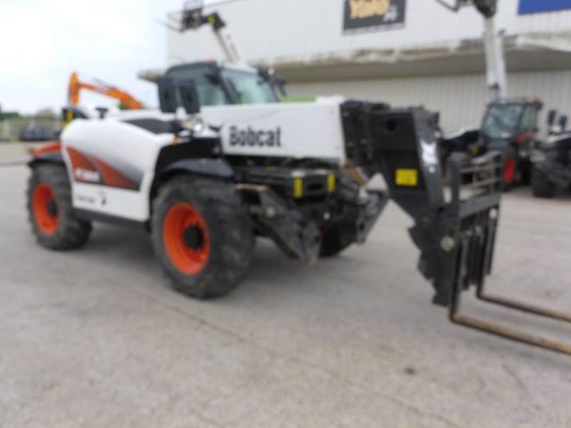 Bobcat T40-180, Telescopic Handlers, Construction Equipment