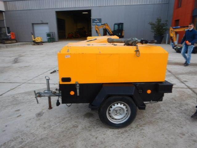Doosan 1340, Compressors, Construction Equipment