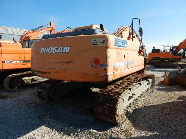 Doosan DX225 LC, Crawler Excavators, Construction Equipment