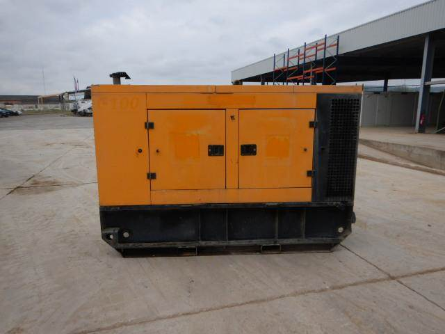Doosan G100, Diesel Generators, Construction Equipment
