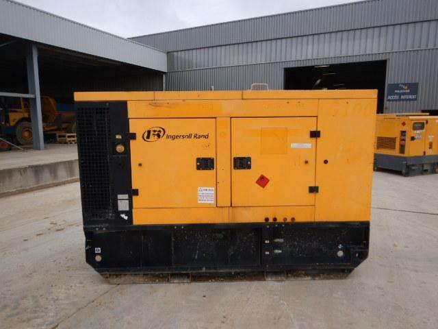 Doosan G100, Diesel Generators, Construction Equipment