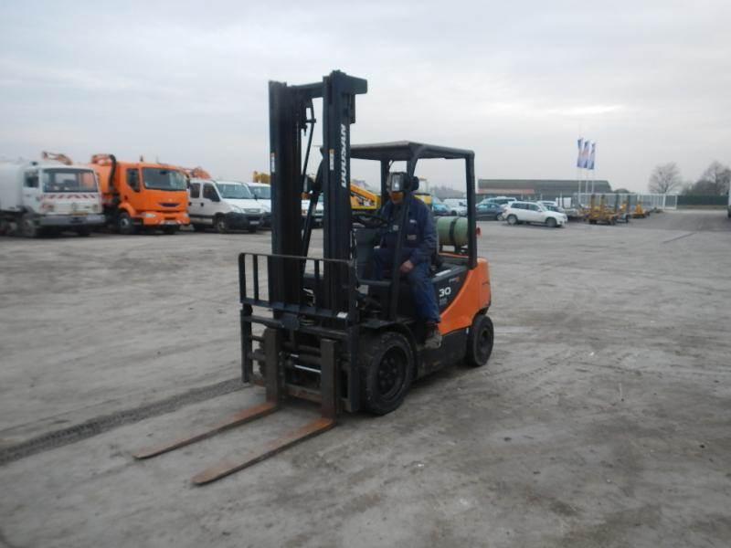 Doosan G30 E-5, Misc Forklifts, Material Handling