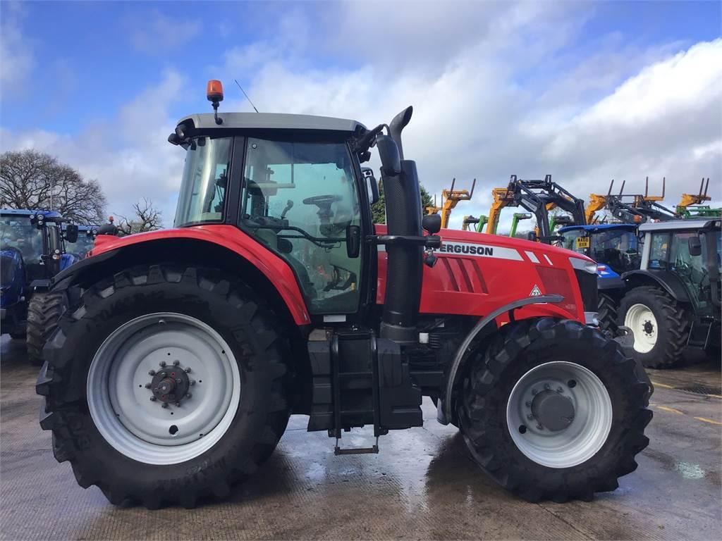 Massey Ferguson 7624 DYNA VT Tractor