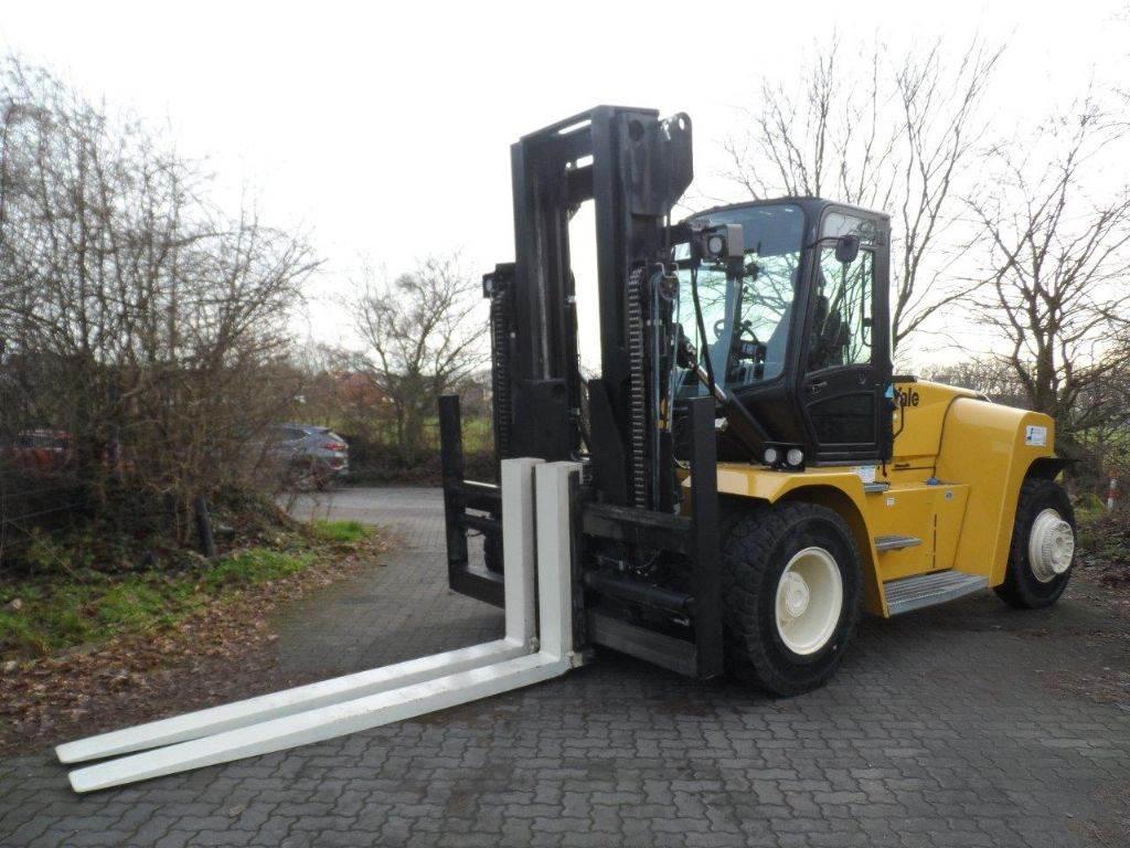 Yale GDP160EC mit 350kg Auflastung, Diesel counterbalance Forklifts, Material Handling