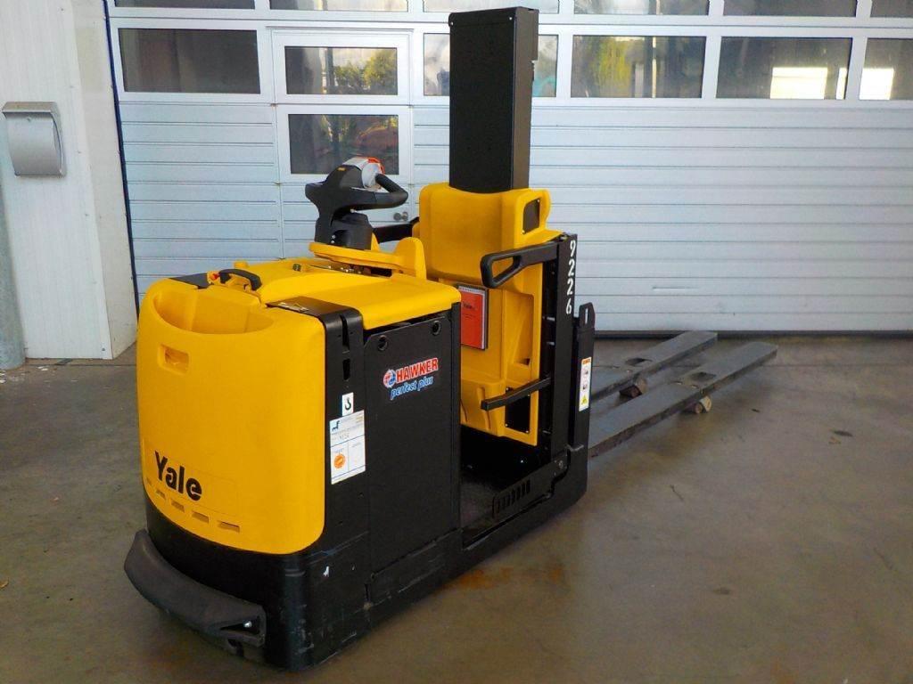 Yale MO25, Medium lift order picker, Material Handling