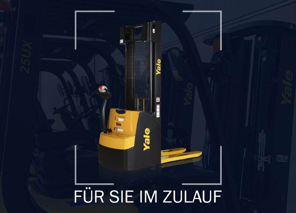 Yale MS16IL, Pedestrian stacker, Material Handling