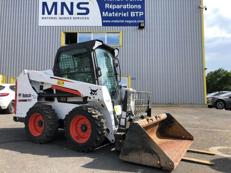 Bobcat S 510, Mini Loader, Construction Equipment