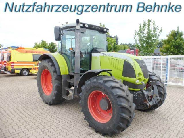 CLAAS Ares 656 Modell ATZ 657