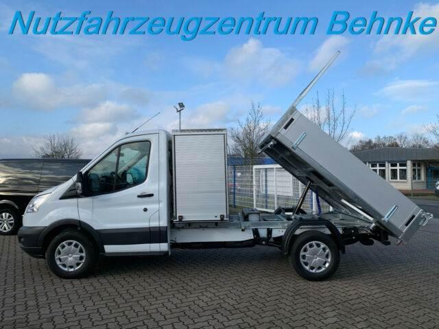 Ford Transit 350 EK L2/ Kipper/ Klima/ AHK/ Euro 6, Kipper, LKW/Transport