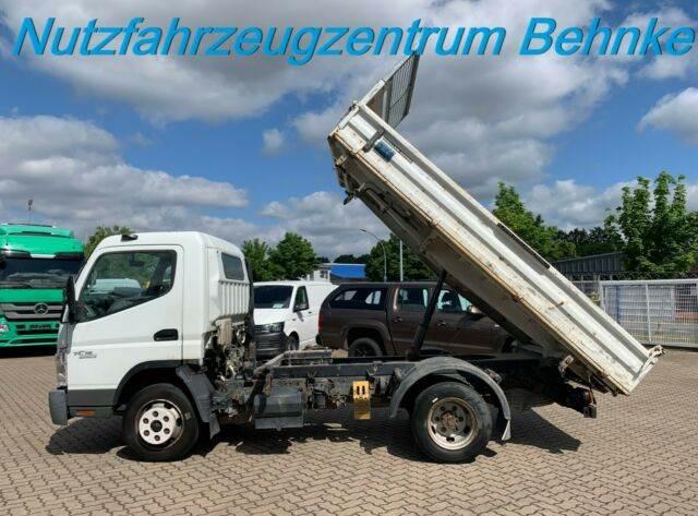Fuso Canter 7C15 Meiller Kipper/3 Sitze/2x AHK/Euro 5, Kipper, LKW/Transport