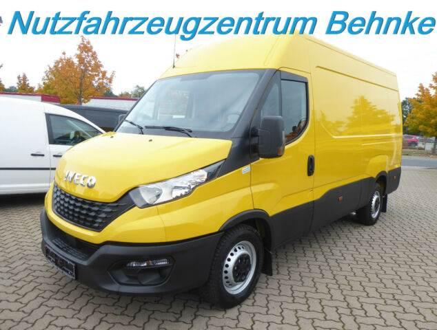 Iveco Daily 35S12 KA L2H2/ DHL Kurier/ neuwertig/ EU6, Lieferwagen, LKW/Transport