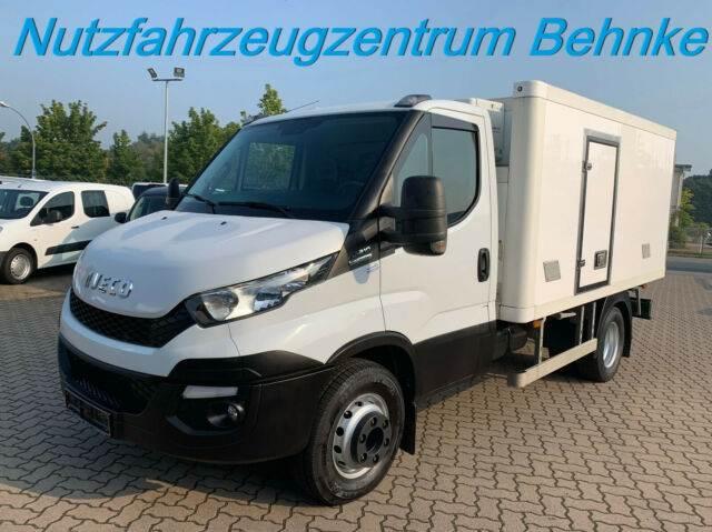 Iveco Daily 70C21 Kühlkoffer/ TK V500/ Standk./Klima, Temperature controlled, Transportation