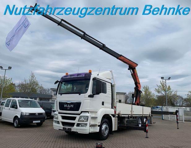 MAN TGS 26.320 6x2 BL/ PK 29002 + Funk/ Lift+Lenk/E5, Kranfahrzeuge, LKW/Transport