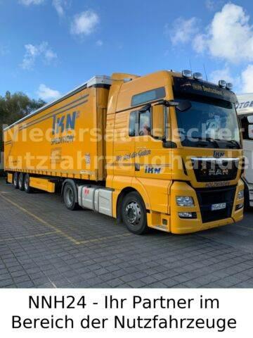 MAN TGX 18.480 XXL EURO6 - MEHRFACH VORHANDEN! TOP!, Sattelzugmaschinen, LKW/Transport