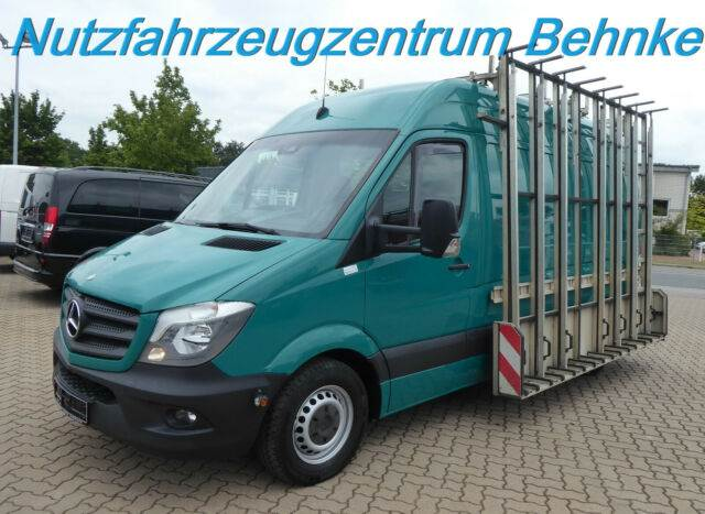 Mercedes-Benz 316 CDI Sprinter KA m. Hegla Glasreff/ AHK 3,5t, Lieferwagen, LKW/Transport