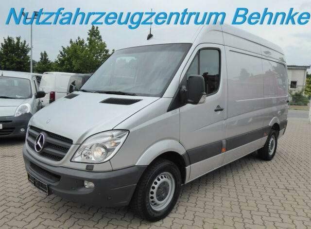 Mercedes-Benz 318 CDI Sprinter KA Servicewagen/ Klima/ AHK, Lieferwagen, LKW/Transport