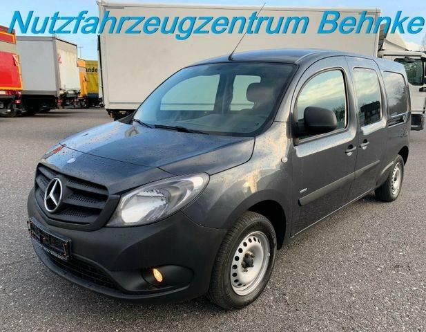 Mercedes-Benz Citan Mixto 111 CDI extralang/ 5Sitze/ EU6, Panel vans, Transportation