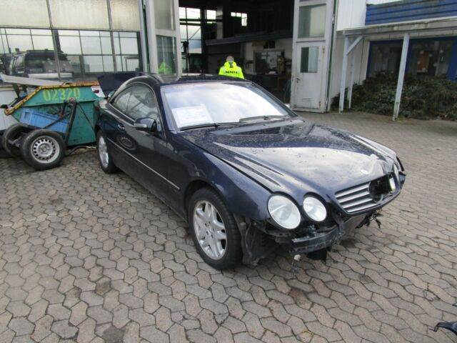 Used mercedes benz cl 500 cars year 2001 price 5 161 for Mercedes benz suv 2001