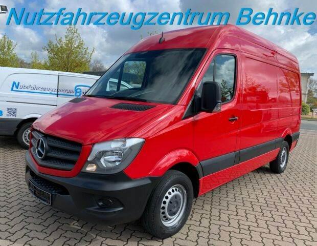 Mercedes-Benz Sprinter 211 CDI KA L2H2/3 Sitze/CargoPaket/EU6b, Lieferwagen, LKW/Transport