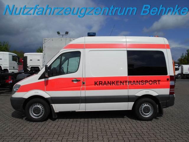 mercedes-benz sprinter 313 cdi ktw ambulanz mob./ rampe/1.hand