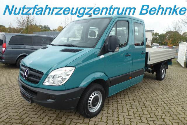 Mercedes-Benz Sprinter 313 CDI Doka L3 Klima Standhzg AHK 3,5t, Pick up/Dropside, Transportation