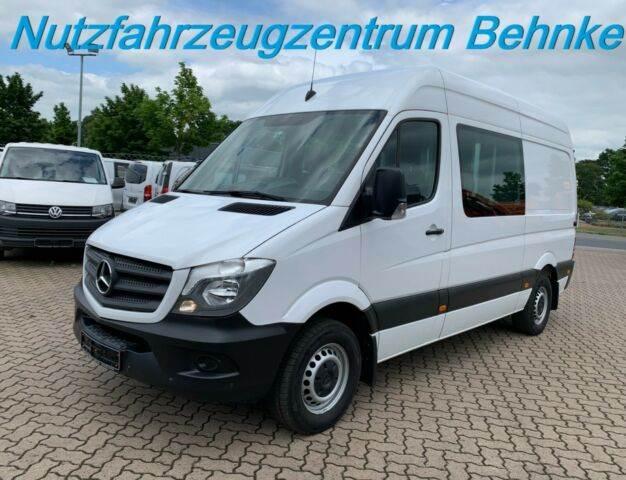 Mercedes-Benz Sprinter 314 CDI Mixto L2H2/Klima/Standhzg./EU6, Lieferwagen, LKW/Transport