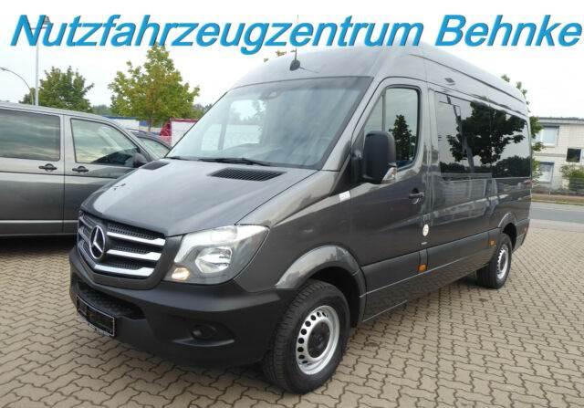 Mercedes-Benz Sprinter 316 CDI KB L2H2/ 3+3+3/Klima/Navi/EU6, Minibusse, LKW/Transport