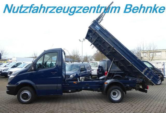 Mercedes-Benz Sprinter 516 CDI Meiller Kipper Klima AHK 3.5t, Kipper, LKW/Transport