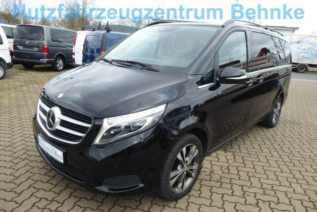 Mercedes-Benz V 250 BT AVANTGARDE LED AHK 2x Klima EU6, Lieferwagen, LKW/Transport