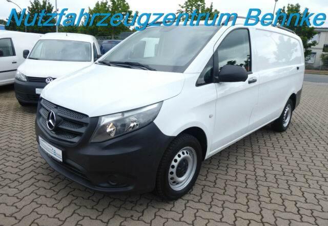 Mercedes-Benz Vito 116 CDI KA Lang /Klima /Flügeltüren /3Sitze, Lieferwagen, LKW/Transport